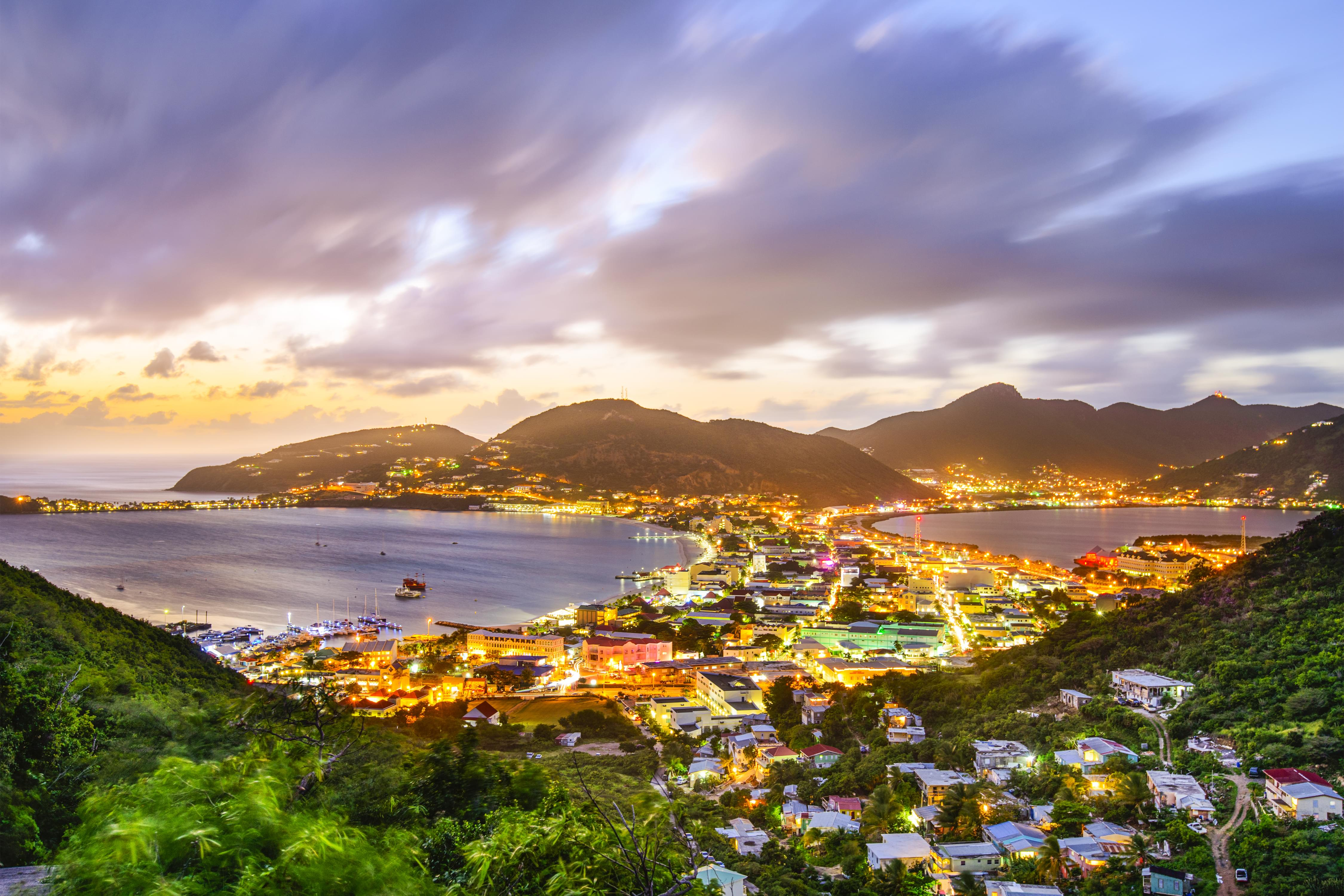 St Maarten for Crypto Mastermind Event Future
